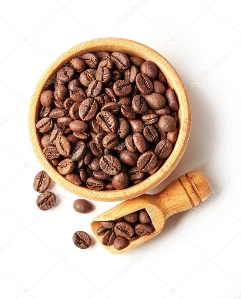 Coffee Beans In A Bowl Stock Photo Ad Beans Coffee Bowl Photo Ad