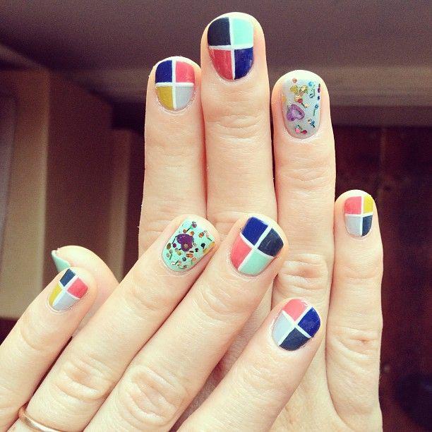 nail #art | Ads | Creative Juice | Pinterest | Beautiful nail art ...