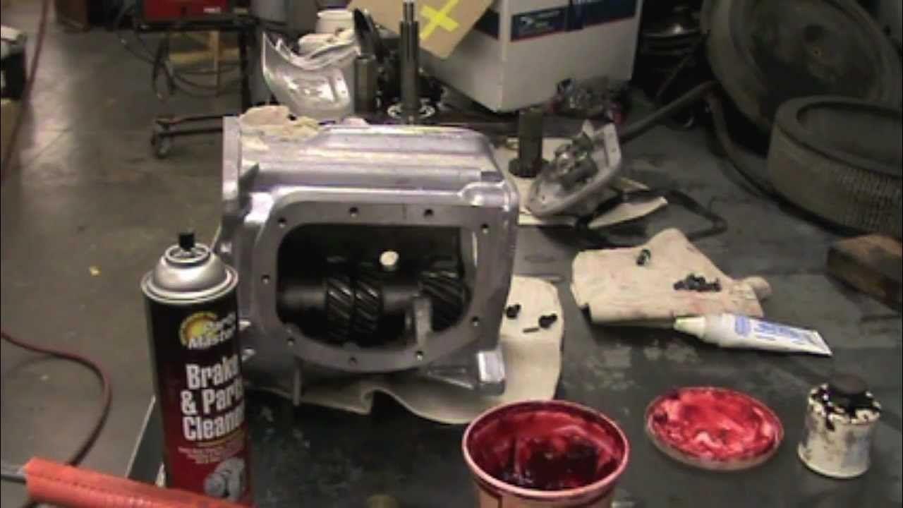 How To Rebuild A Manual Transmission Part 1 Transmission
