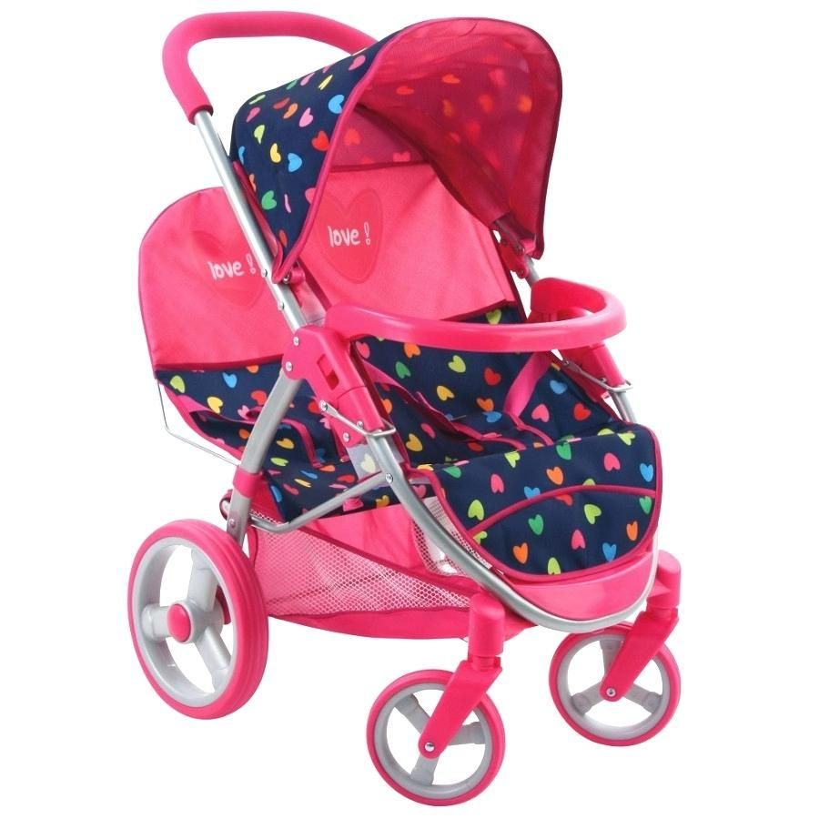 Britax Duo Twin Dolls Buggy Hot Pink Kinderwagen Usa Malibu Duo Liebe Marine Toys R Us Babys