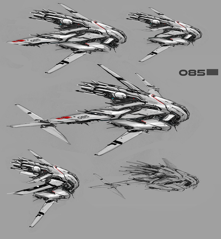 ArtStation - speed sketch pencil d085, GARY SANCHEZ