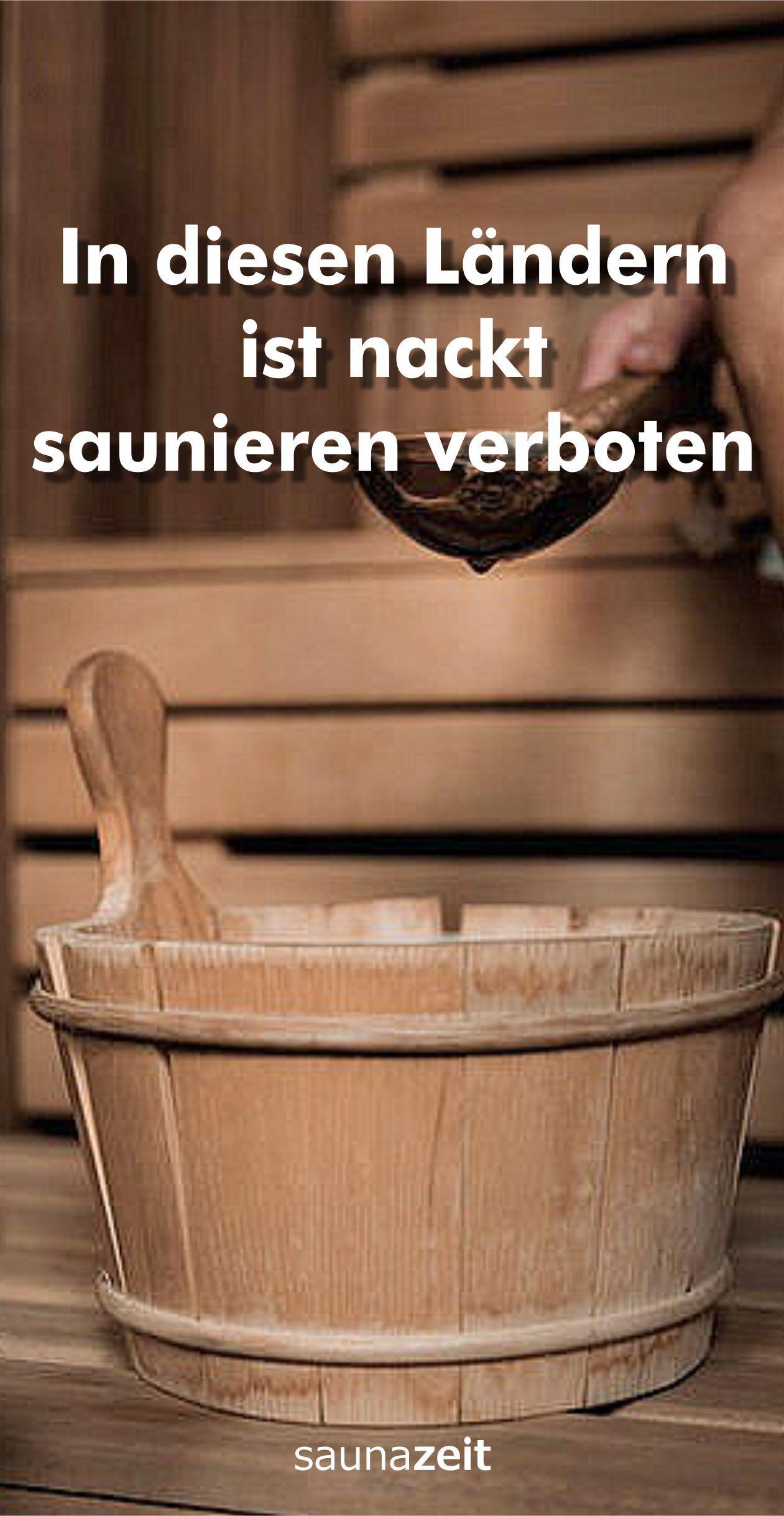 Pin auf Saunazeit Magazin