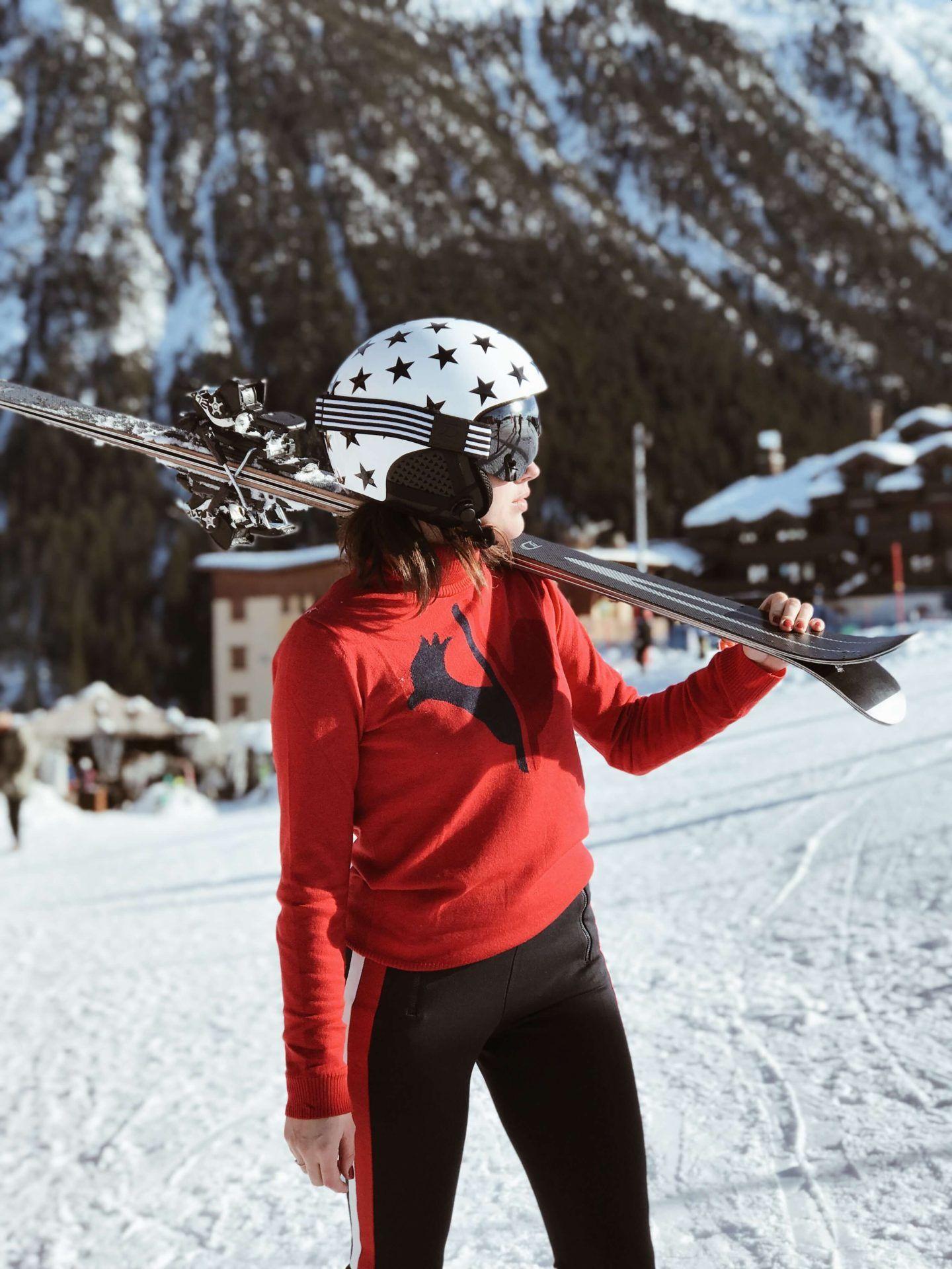 Comment être bien lookée au ski  | Ski, Sport d'hiver et