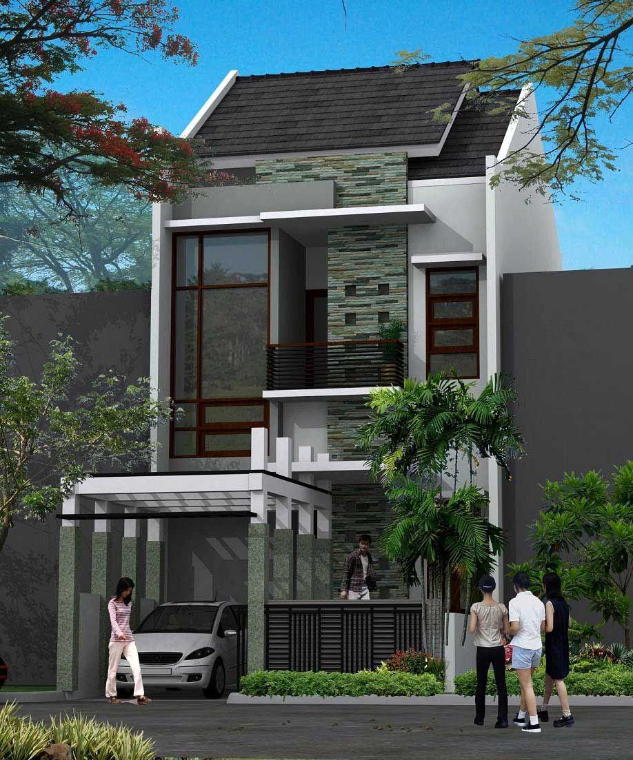 Kesan Futuristik Pada Desain Rumah Minimalis Modern Http