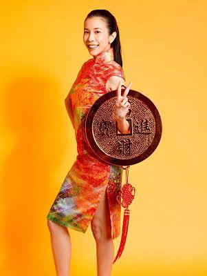 Favorite Hong Kong actresses: Karen Mok welcomes the year of the dragon