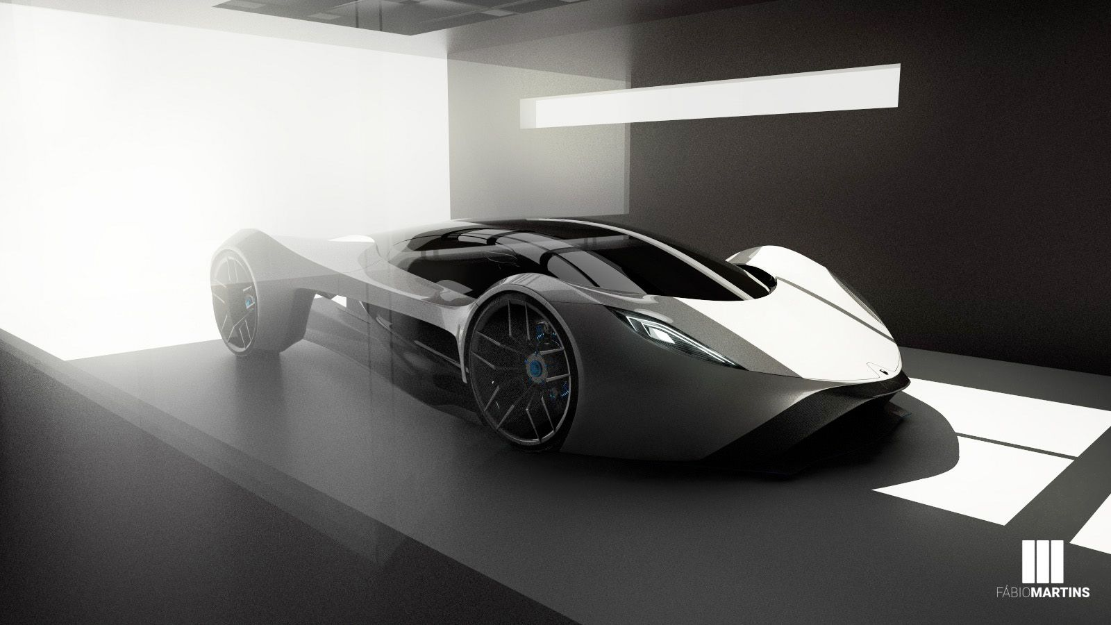 Razor Is A Futuristic Electric Supercar With A Full Carbon Fiber Body Inside The Wheels There Are Powerful Electric Motors That Power The Car Cars Super