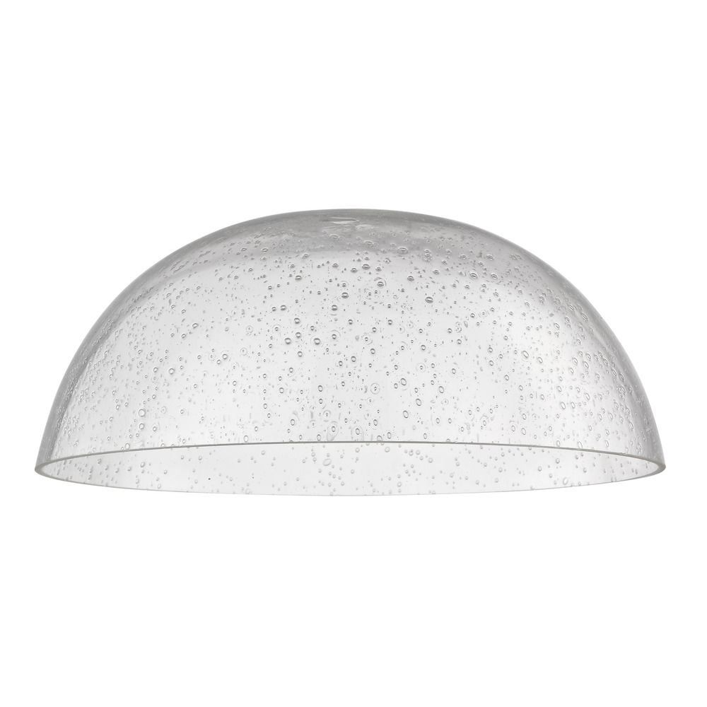 Clear Seeded Glass Shade 13 Inch Wide 1 63 Fitter Amazonsmile Replacement Glass Light Shades Glass Light Shades Glass Shades Outdoor light replacement glass