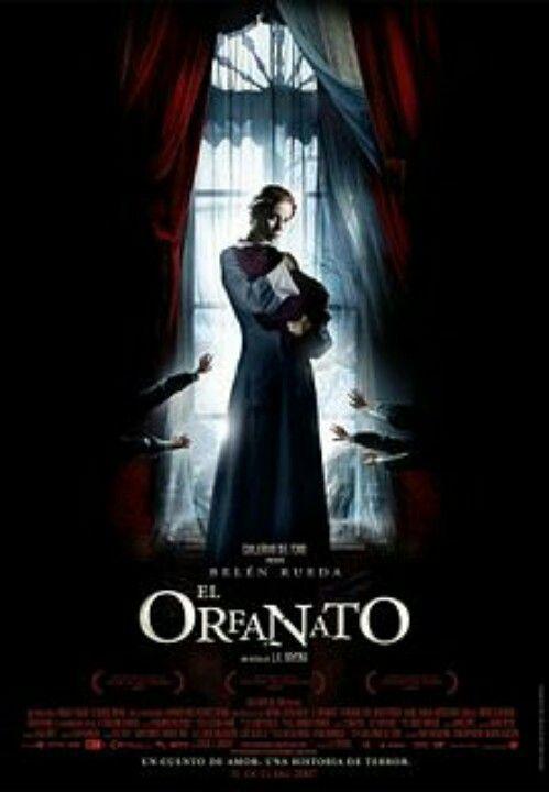 El Orfanato Melhores Filmes De Terror Cartazes De Filmes De