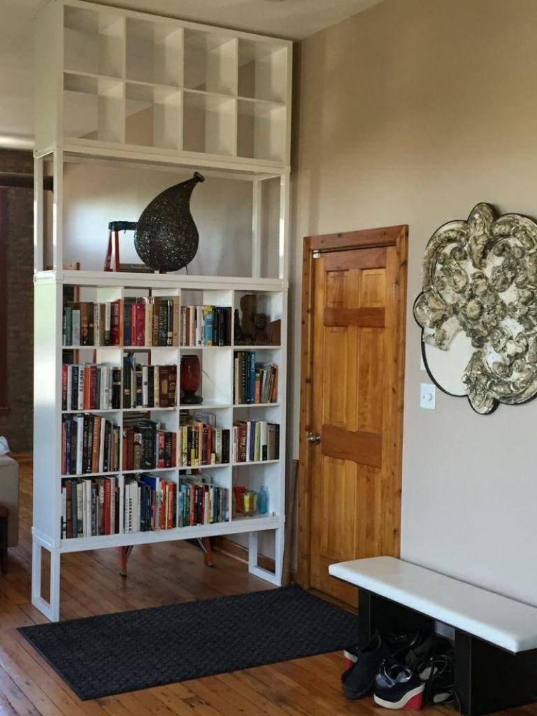 Ikea regal kallax ideen  http://bezdesign.com/modernes-haus-ikea-wohnwand-ideen-regal/ikea ...