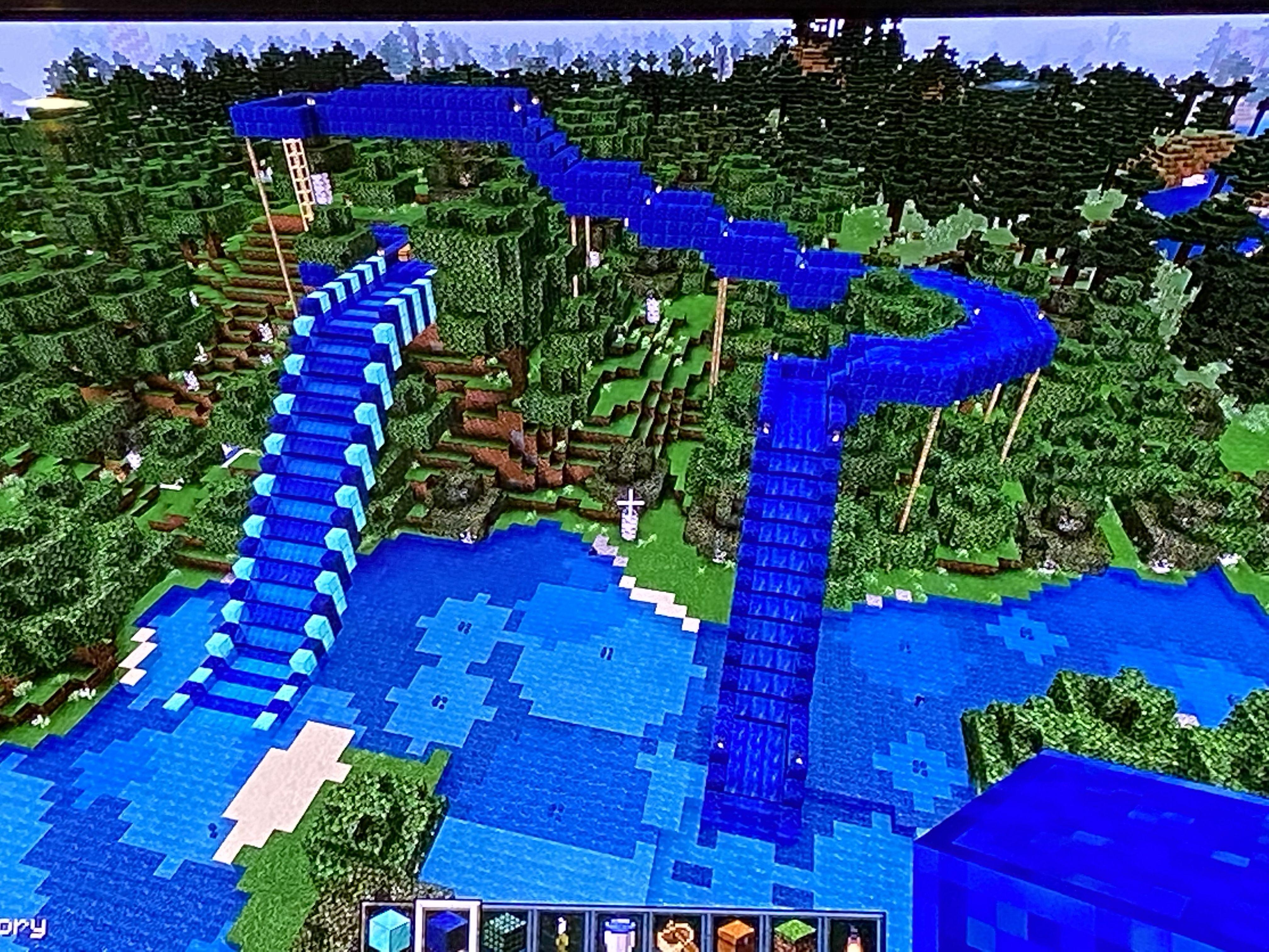 29+ Minecraft theme park ideas ideas