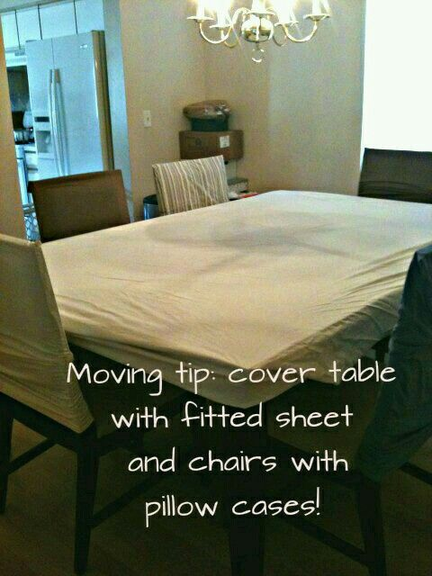 The Fabric Is To Thin And Will Not Help Protect The Items, You Need  Furniture Pads.