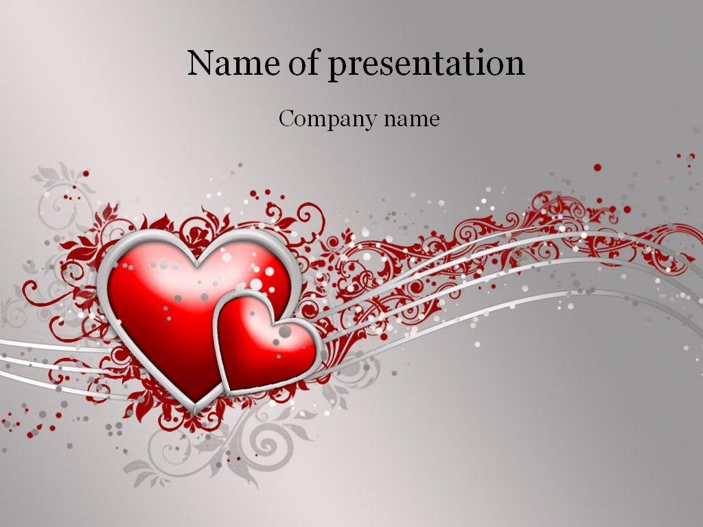 Love Powerpoint Template Templates Pinterest Powerpoint