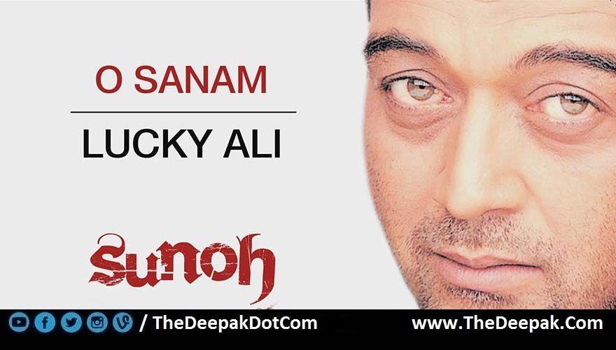 O Sanam CHORDS + STRUMMING Lucky Ali | Sunoh | TheGuitar | Pinterest ...