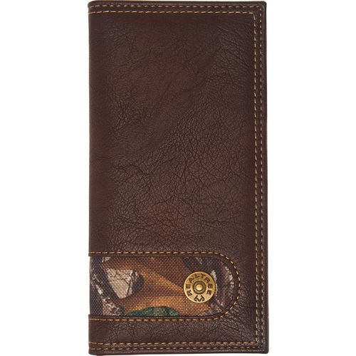 4177cf4623a2 Realtree Bifold Secretary Wallet (Brown, Size 0000) - Belts And ...