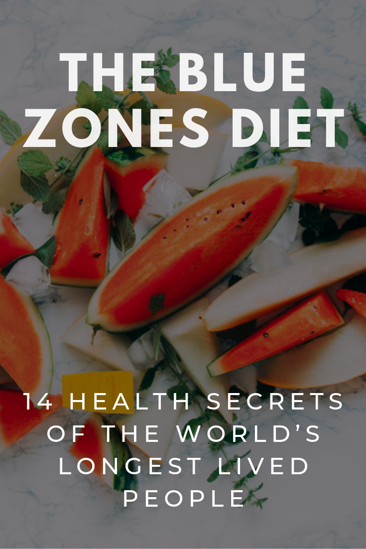 Photo of Essen für eine lange Lebensdauer: 14 Gesundheitsgeheimnisse der am längsten lebenden Menschen der Welt