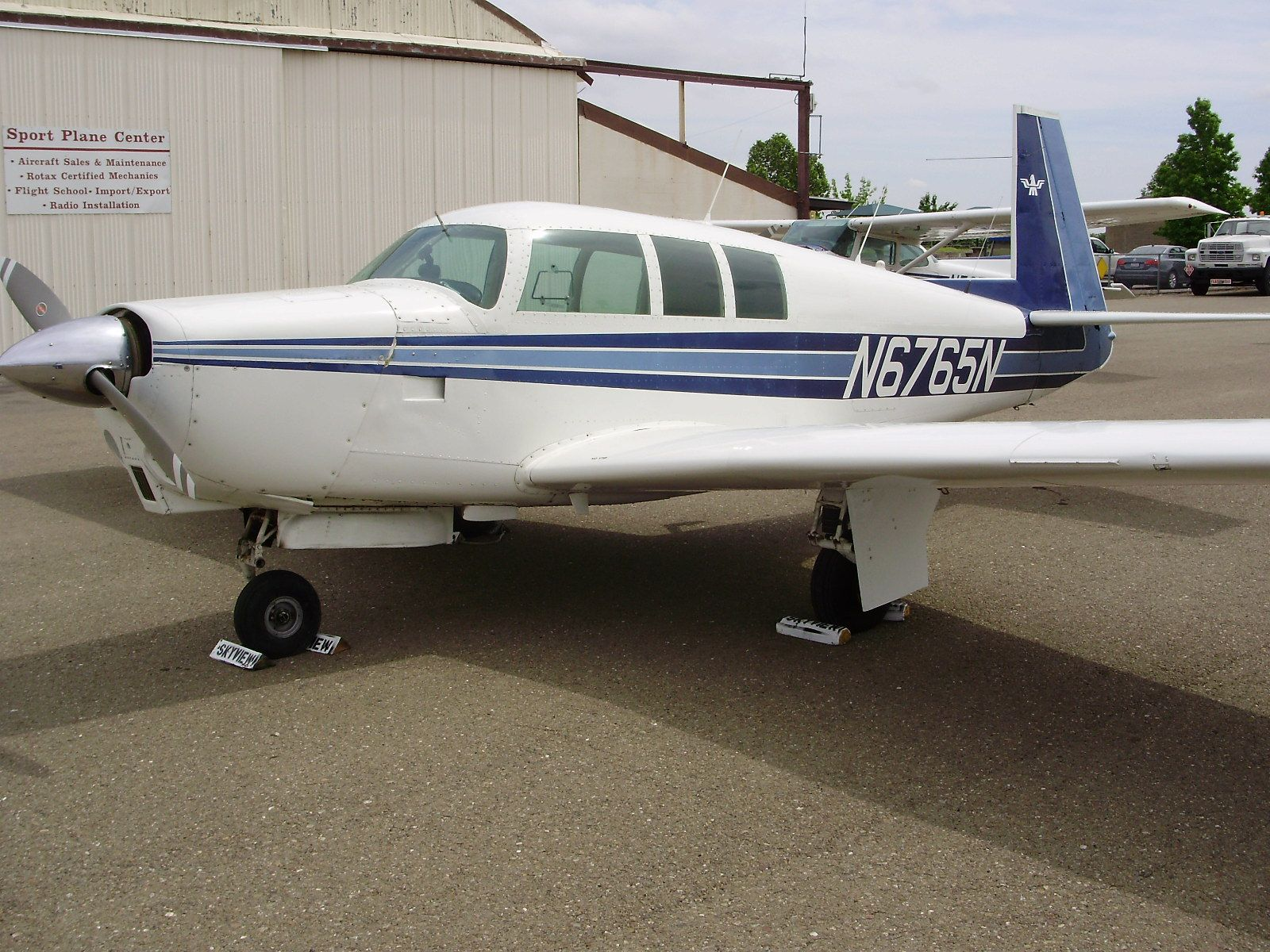 1968 Mooney M20g For Sale In The United States Www Airplanemart