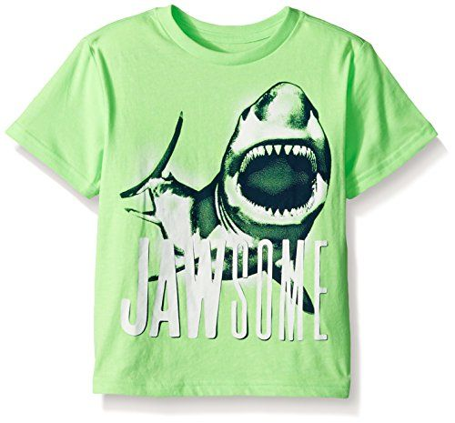 Hang Ten Boys Jawsome Graphic T-Shirt