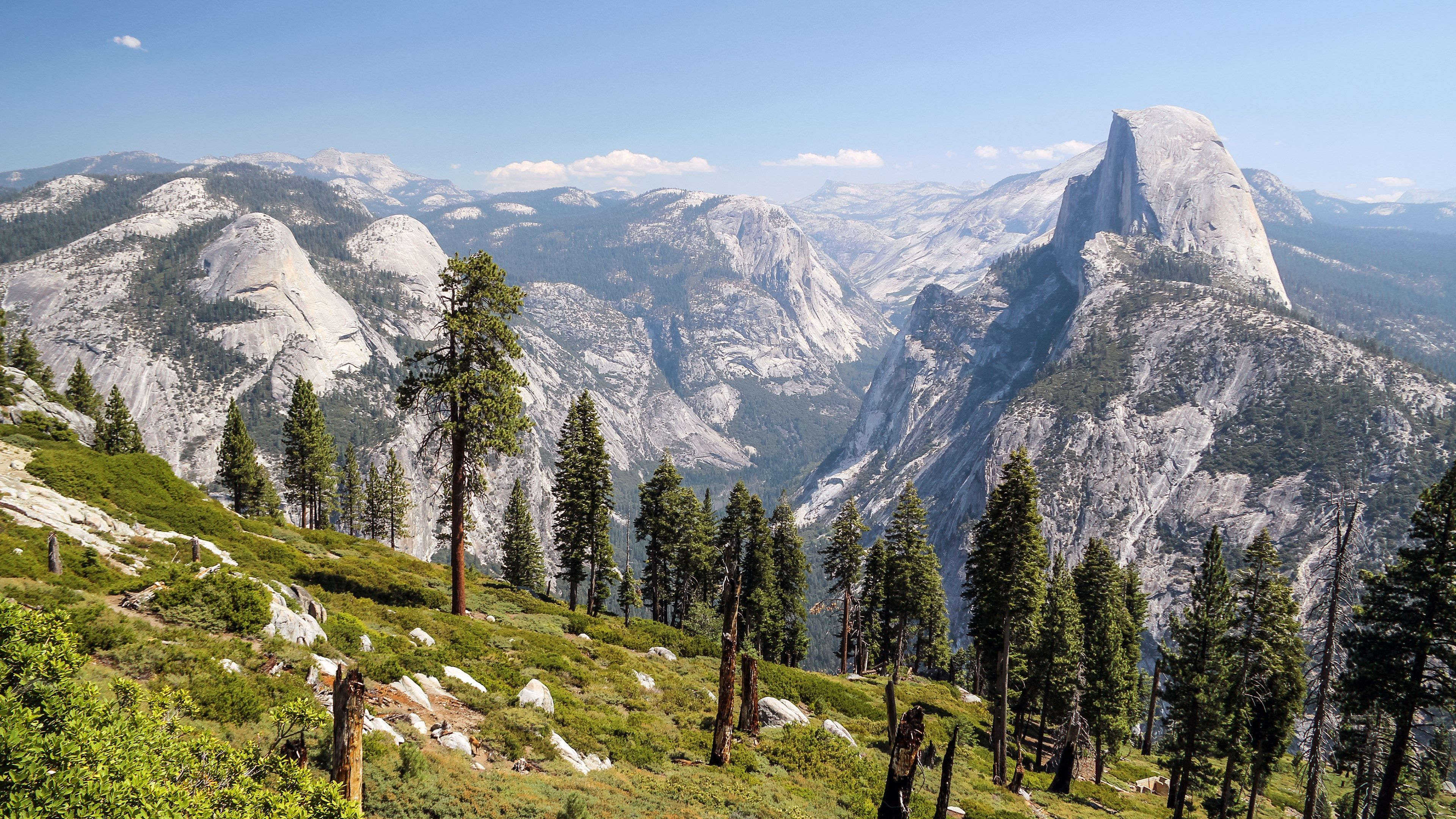 4k Beautiful Background Wallpaper 3840x2160 Yosemite Valley California National Parks National Parks