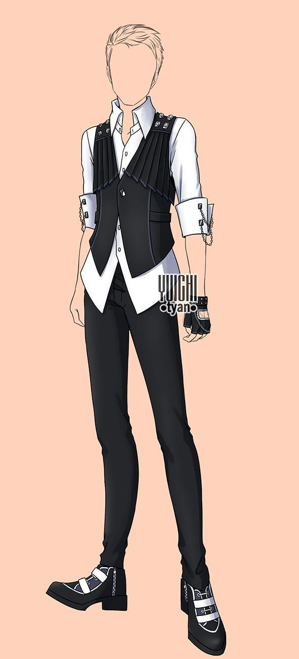 [closed] Auction male fashion adopt Outfits (190) by YuiChi-tyan on DeviantArt -  (closed) Auction male fashion adopt Outfits (190) by YuiChi-tyan  - #adopt #animecat #animeoutfits #animeprincess #animeschool #Auction #CLOSED #deviantART #fashion #Male #Outfits #YuiChityan