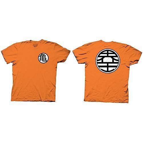 Dragon Ball Z Kame Symbol T Shirt Cool T Shirts Pinterest