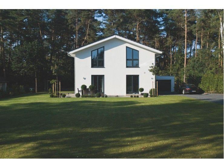 einheitliches Gesamtkonzept - #Einfamilienhaus von Haacke Haus ...