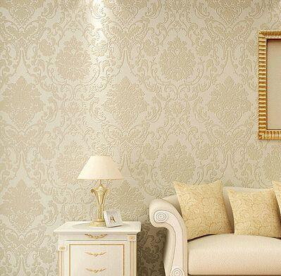 Buy here: http://appdeal.ru/1zlc ) Non-woven metallic wall paper ...