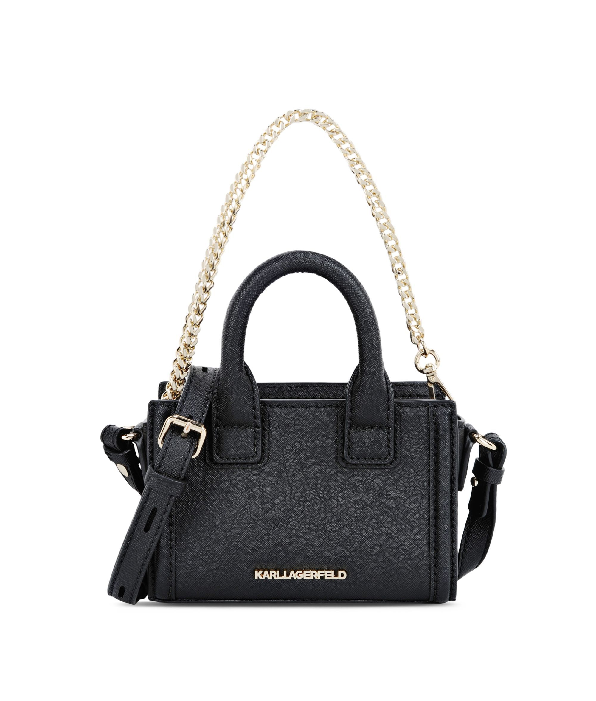 K Klassik Micro Tote Karl Lagerfeld Collections By Karl Lagerfeld Karl Com Bags Karl Lagerfeld Handbags Crossbody Bag