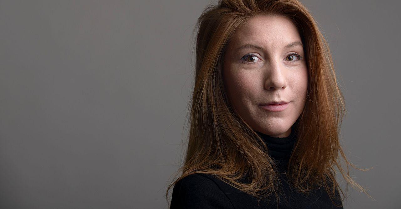 Pernilla August Som Kim Walls Mamma I Utredningen Pa Svt Finnar Moll
