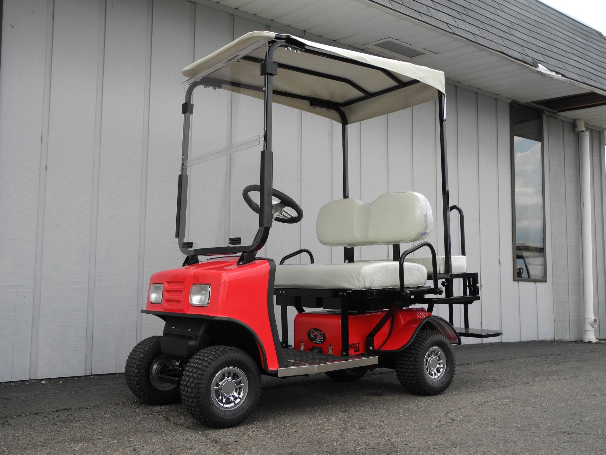 We Just Got A New Shipment Of Rick S Specialty Vehicles Cricket Sx3 Personal Electric Sport Mobility In This Week Including Fire Engine