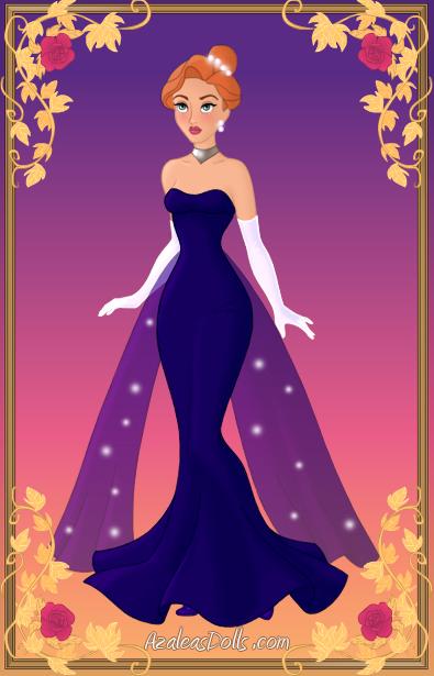 Anastasia { Opera Dress } by ~kawaiibrit on deviantART