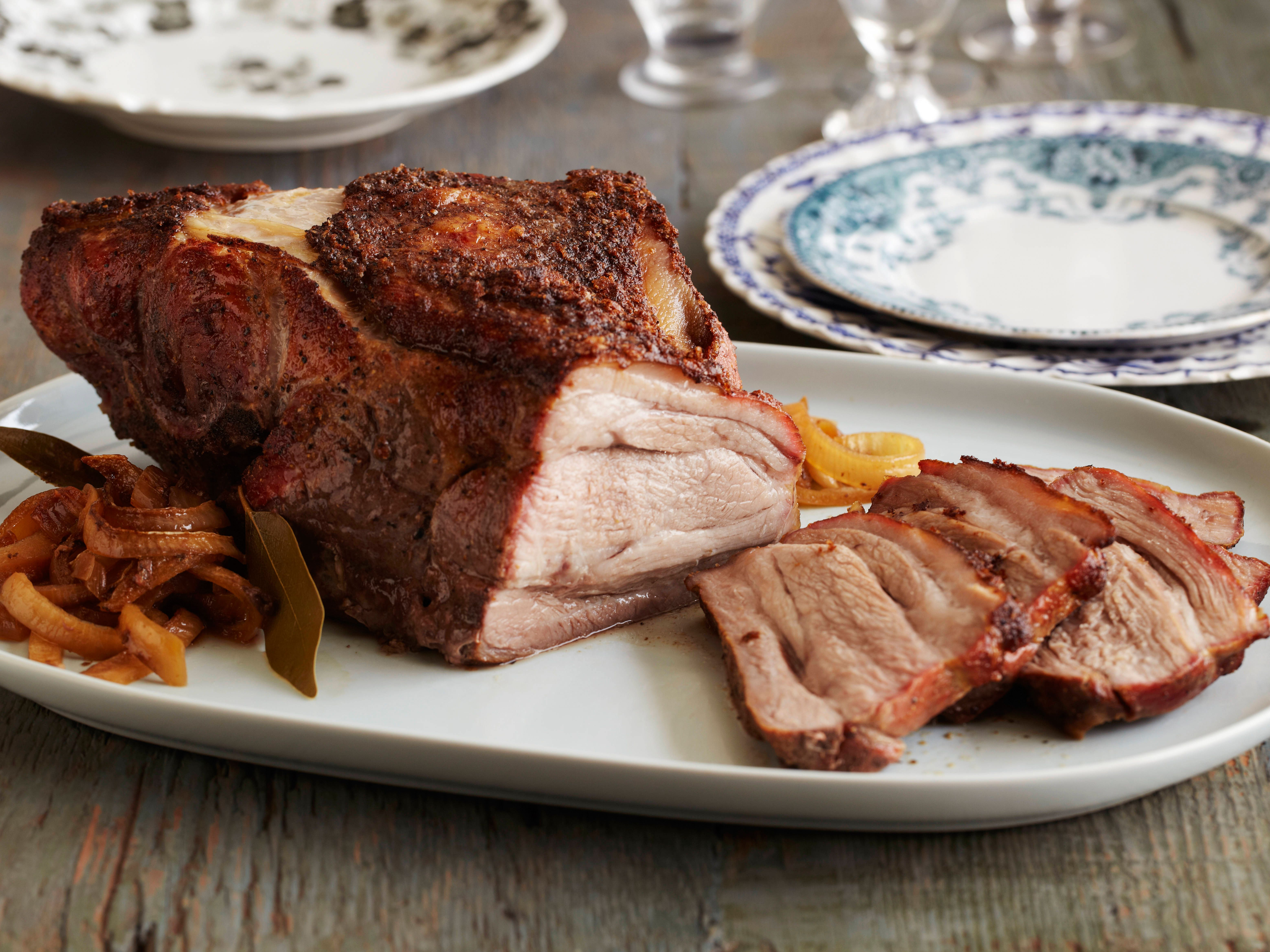 Pork Butt Recipies