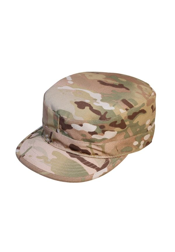 0d315efd5b6 Map Pocket Multicam Ranger Fatigue Cap