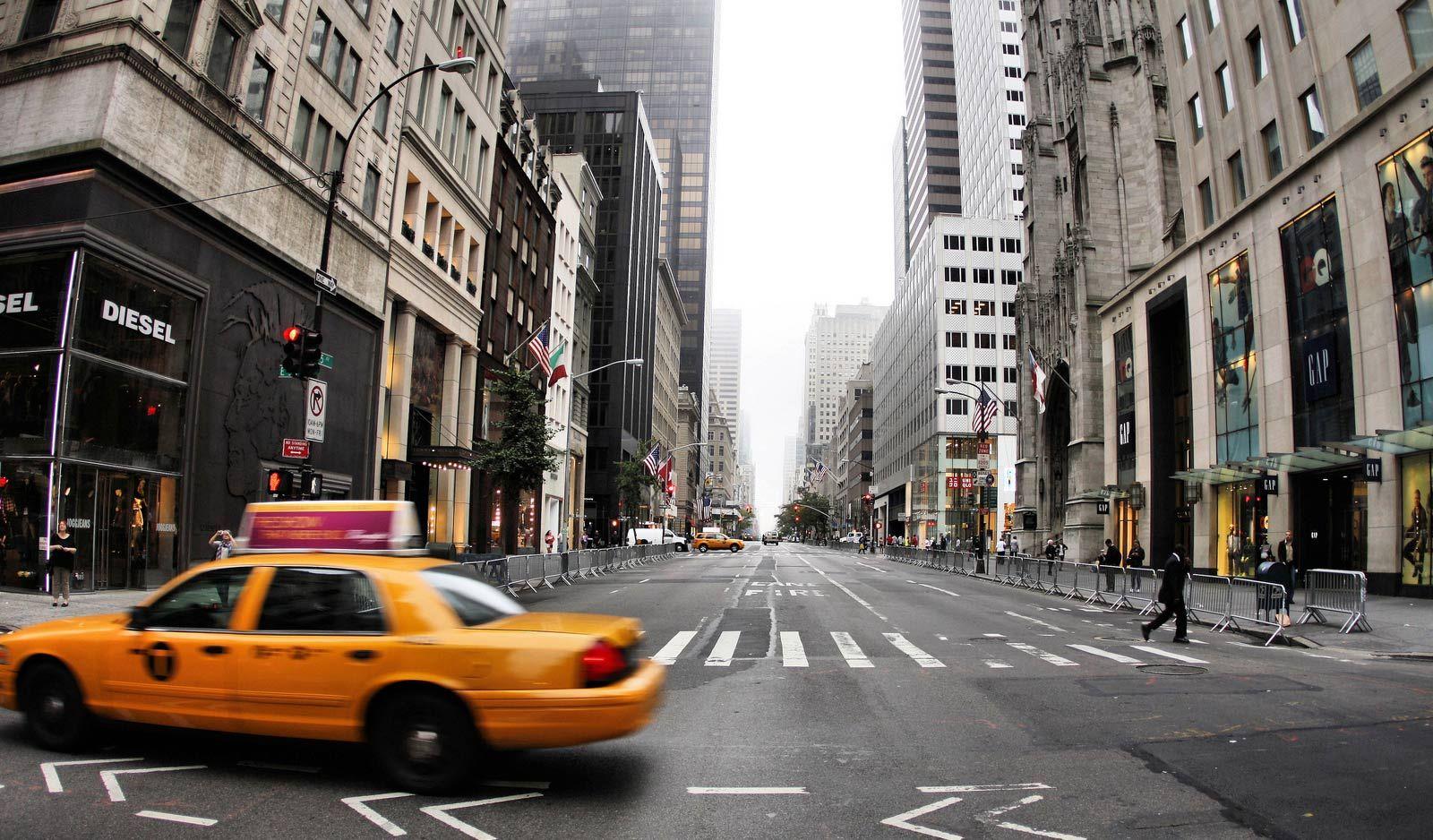 shopping new york 2016