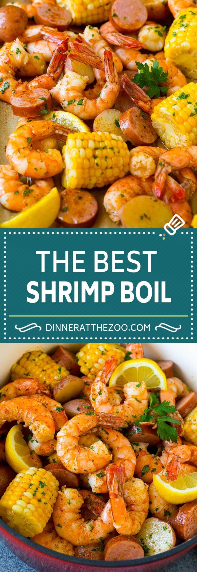 Shrimp Boil Recipe - Dinner at the Zoo