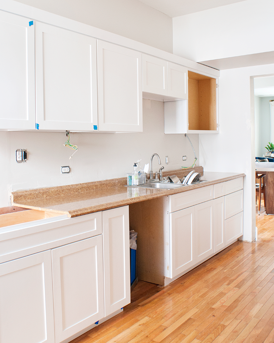 The Cabinets Are In And The Mistake That Cost Us Kitchen 2015