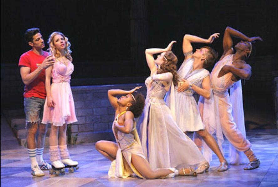 Xanadu Olivia Newton John Grease Musicals Adaptations