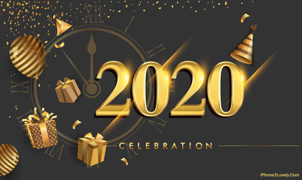 60 Best New Year 2020 Background Pictures (Free) Happy