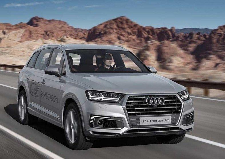 2017 Audi Q5 Review Interior Release Date