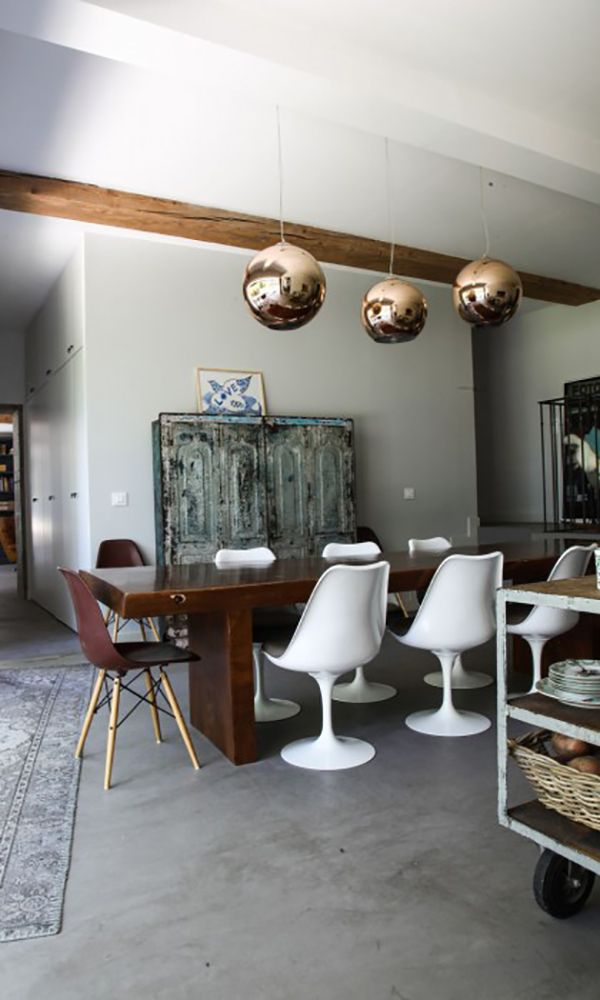 Solid frog Inspiration Pinterest Interiors, Tulip chair and Room