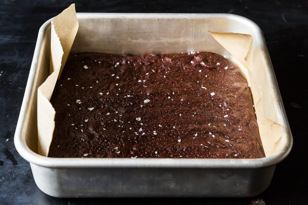 Alice Medrich S Best Cocoa Brownies Recipe Baking Recipes