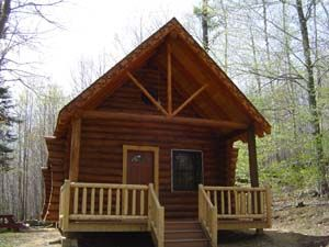 Maine lakefront seasonal camping, rental trailers, cabins, Fall and Spring packages