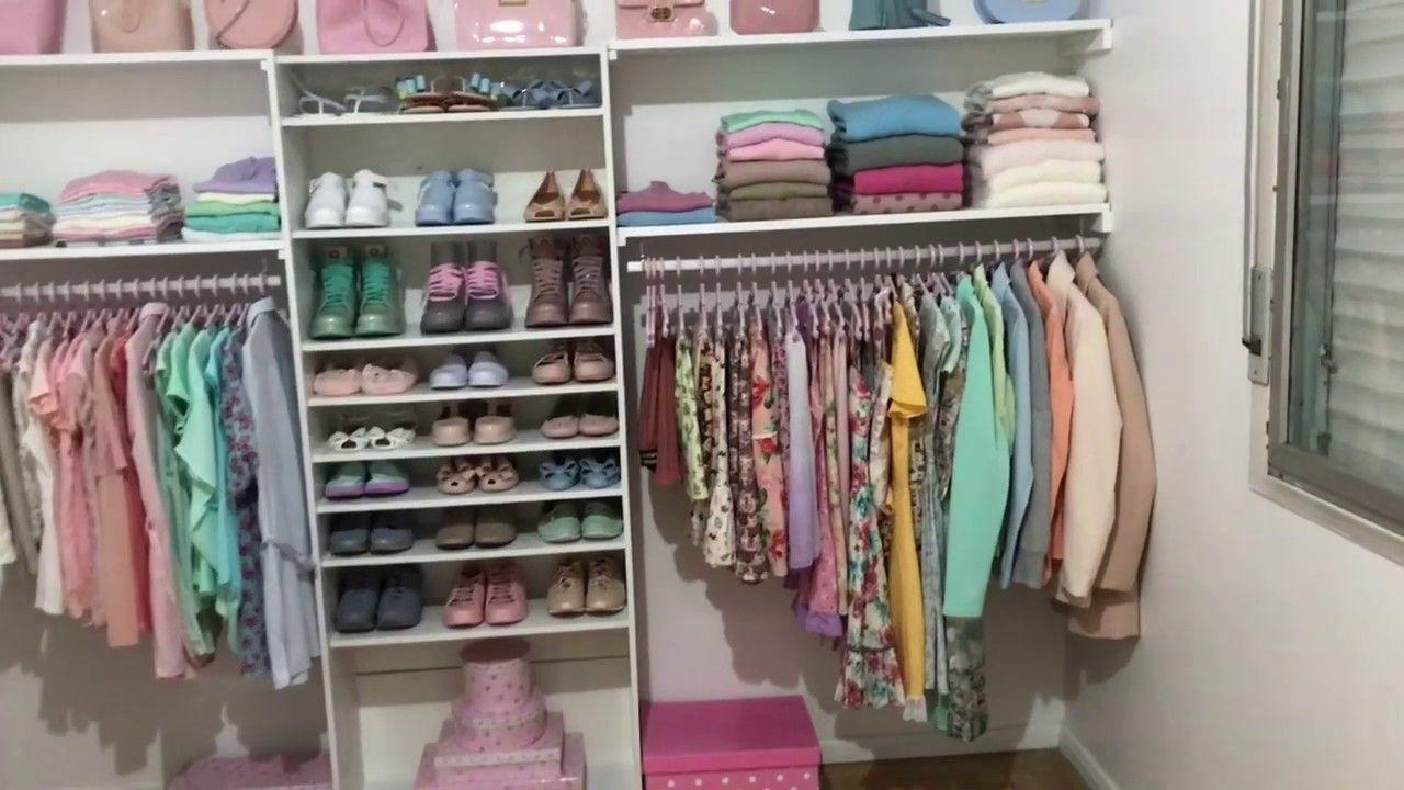 Pobre quarto de bebe simples