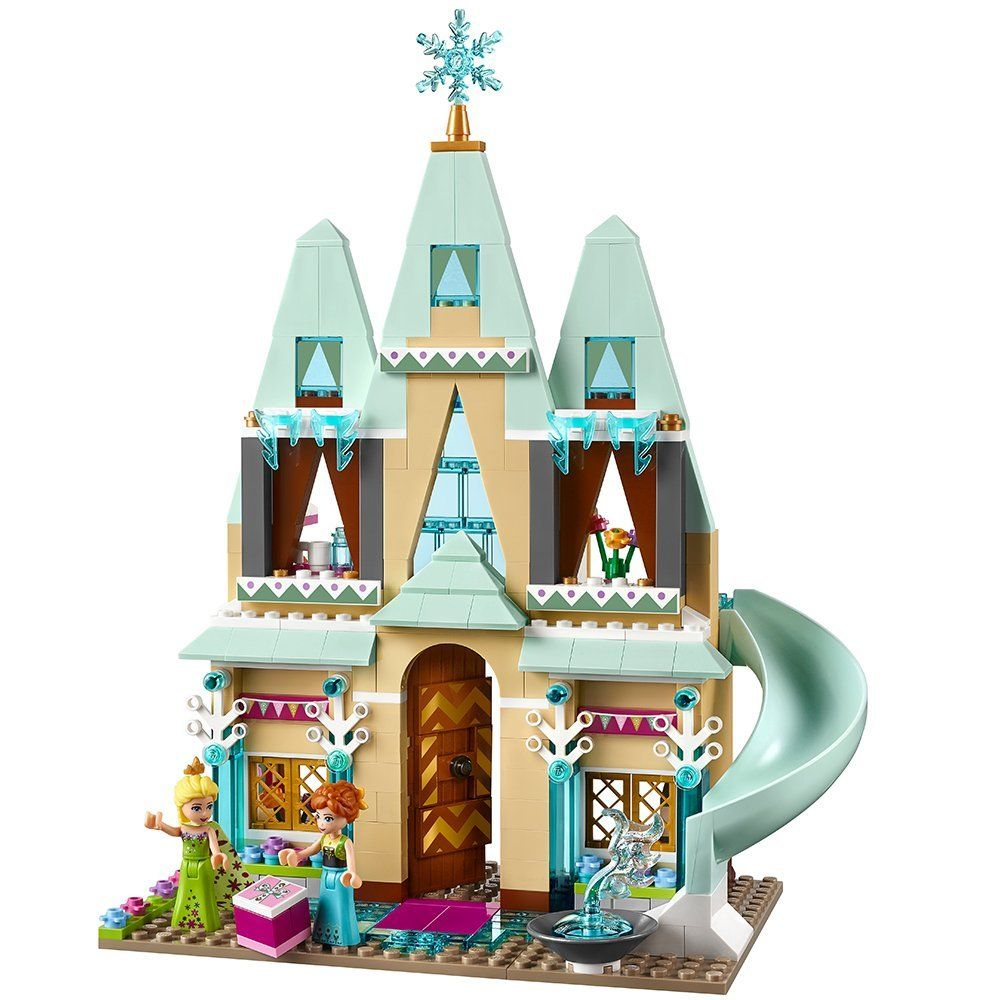 Lego Disney Frozen Arendelle Castle Celebration 41068 Disney Toy Click Image For More Details This I Lego Disney Princess Disney Toys Disney Princess Set