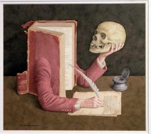 Shakespeare Scholar/ Shakespeare académico, de Jonathan Wolstenholme