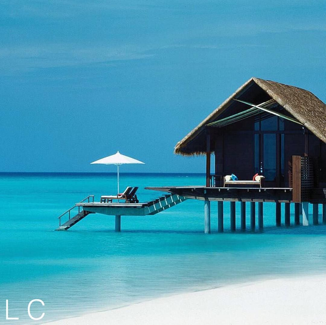 Follow Us On Instagram — | Private Villa In The Maldives |  Check Out...