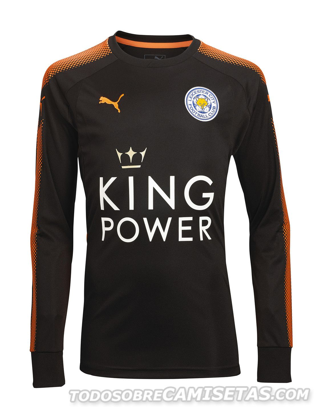 68afad053 Leicester City FC Puma 2017-18 Home Kit