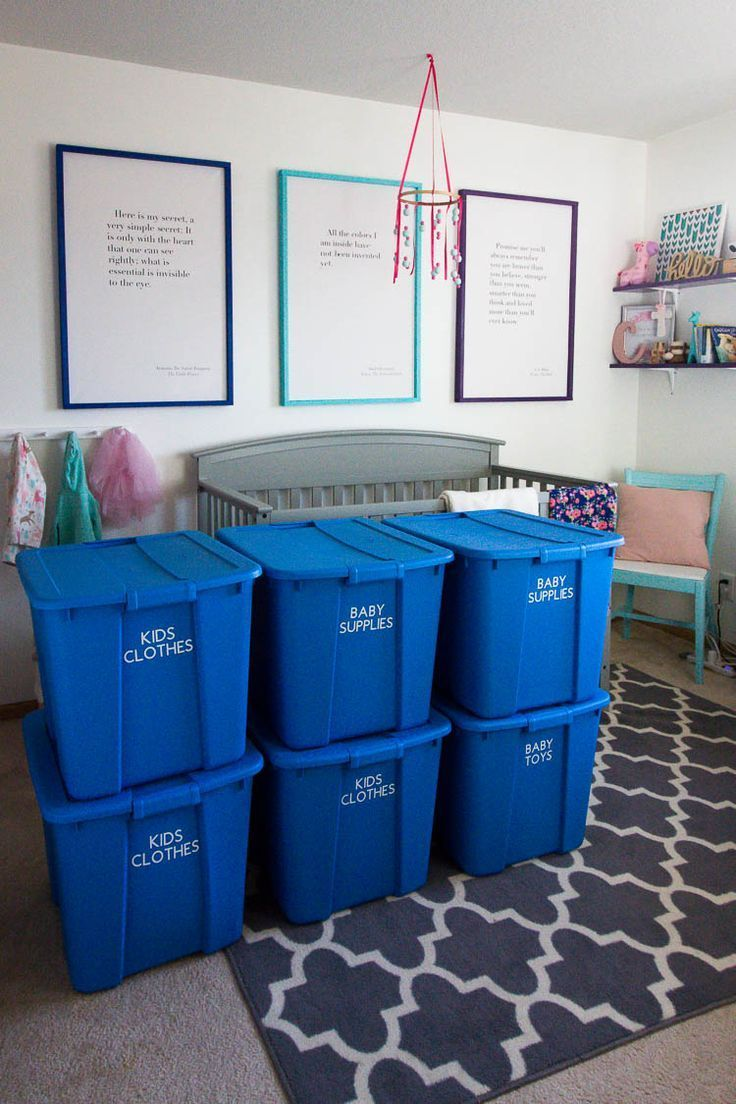 19 DIY Clothes Organization projects ideas
