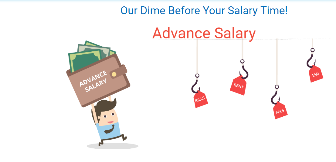 Advance Salary Loan In India In 2020 Aadhar Card Personal Loans Get Cash Now
