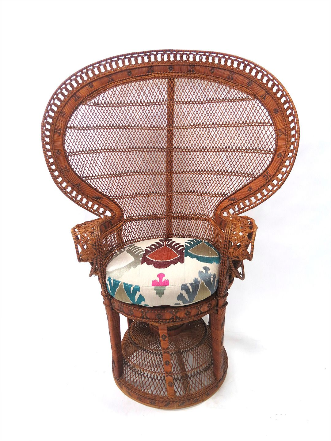 Xx..tracy Porter..poetic Wanderlust Peacock Chair By Tiger Lily At Gilt
