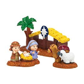 """Department 56: Products - """"Little People Pageant, Set of 3"""" - View Products"""